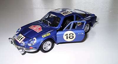 Modell Alpine Renault A110 1600S