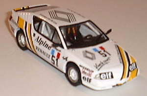 Renault Alpine V6 GT Turbo Europa-Cup