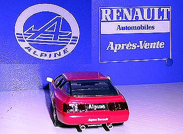 Renault Alpine V6 GT Turbo